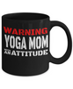 Image of Yoga Mom Attitude