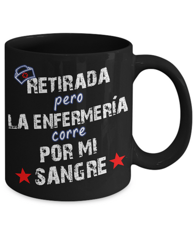 Retired From Nursing - Retirada pero la Enfermería