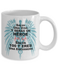 Image of Save 100 Lives-Salva una vida y serás un Héroe-White Mug