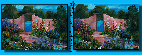 Image of Jacqua Schmich - Taos Dream Garden - Coffee Mug - Hobnob Store