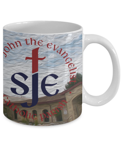 St Johns Coffee Mug