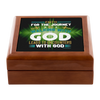 Image of Jewelry Box-Walking With God-FREE Shpping