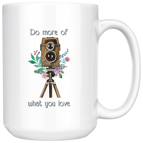 Do More of What You Love - Hobnob Store
