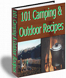 101 Camping & Outdoor Recipes - Free Download - HobnobStore