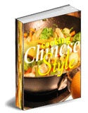 Cooking Chinese Style Recipes - Free Download - HobnobStore