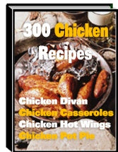 Mouthwatering Chicken Recipes - Free Download - HobnobStore