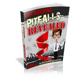 List Building Pitfalls Revealed - HobnobStore