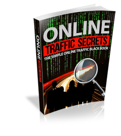 Online Traffic Secrets - Simple Online Traffic Black Book - HobnobStore