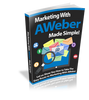 Image of Marketing With AWber Made Simple - HobnobStore