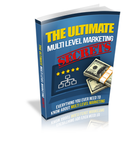 Ultimate Multi-Level Marketing Secrets - HobnobStore