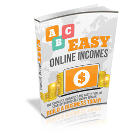 Easy Online Income - Build A Business Today - Hobnob Store