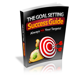 Goal Setting Success Guide - Hobnob Store