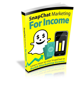 SnapChat Marketing for Income - Hobnob Store