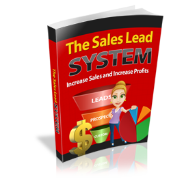 Sales Lead System - Increase Sales and Increase Profits - Hobnob Store