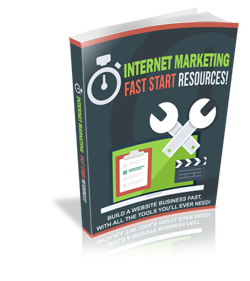 Internet Marketing Fast Start Resources - HobnobStore