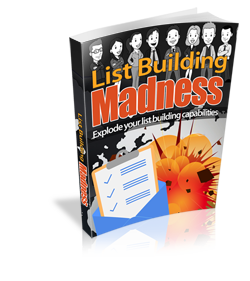 List Building Madness - HobnobStore