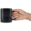 Image of Independence Day 4th of July-Black Mug - HobnobStore