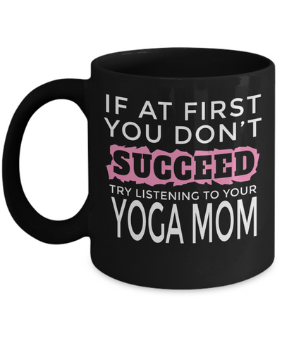 Listen To Yoga Mom