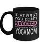 Image of Listen To Yoga Mom - HobnobStore