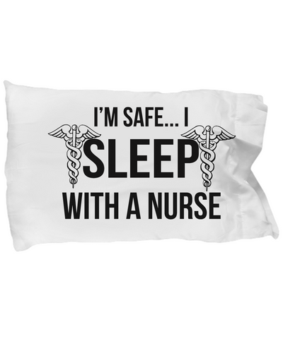 Im Safe Sleep With Nurse - HobnobStore
