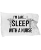 Image of Im Safe Sleep With Nurse - HobnobStore
