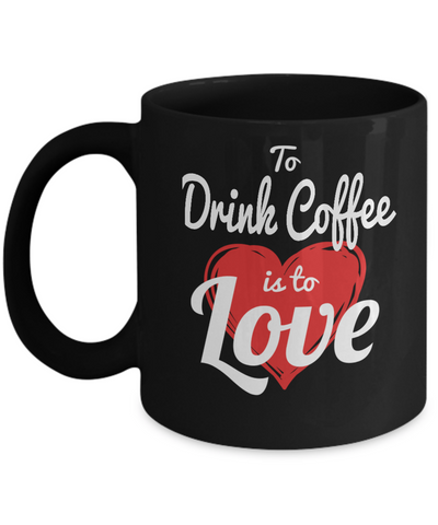 Drink Coffee Love - HobnobStore