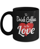 Image of Drink Coffee Love - HobnobStore