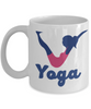 Image of Yoga Girl Mug