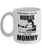 Image of Call Me Mommy - White Mug - HobnobStore