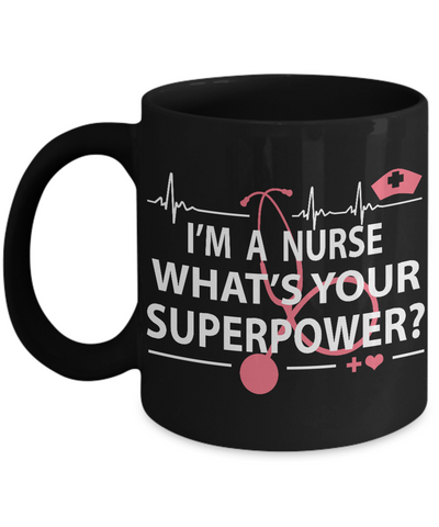 Superpower - Black