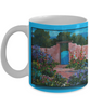 Image of Jacqua Schmich - Taos Dream Garden - Coffee Mug