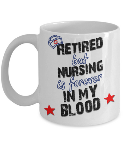 Nursing Forever In Blood - HobnobStore