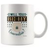Image of Will You Be My Quarantine-White Mug - HobnobStore