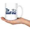 Image of The GoodFather-White Mug - HobnobStore