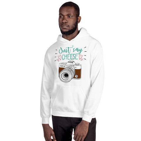 Image of Just Say Cheese Hoodie - HobnobStore