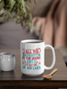 Image of All You Introverts In The House-White Mug - HobnobStore