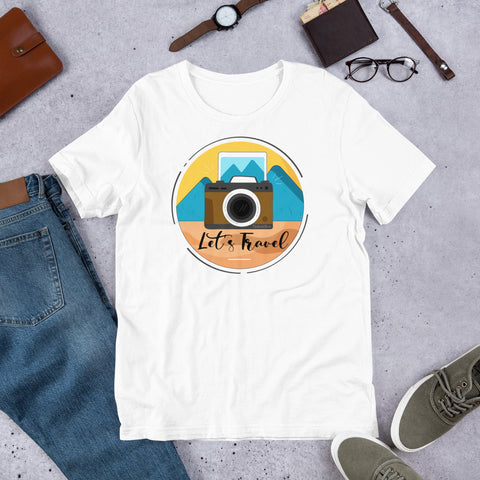 Lets Travel T-Shirt