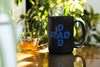 Image of Rad Dad-Black Mug - HobnobStore
