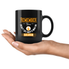 Image of Dont Do Anything In Isolation-Black Mug - HobnobStore
