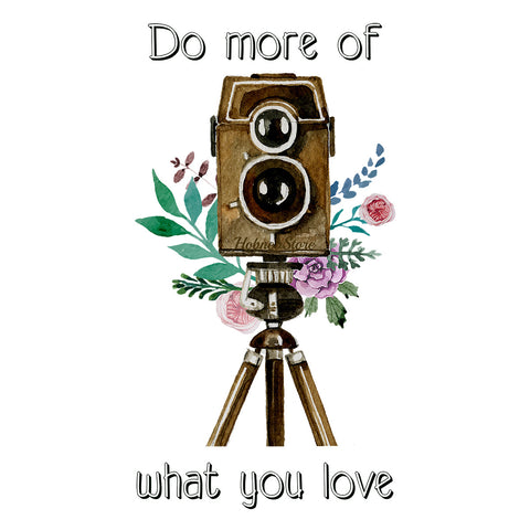 Do More of What You Love - HobnobStore