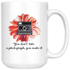 Image of You Don't Take a Photograph You Make It - HobnobStore