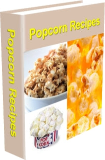 100 Popcorn Recipes - Free Download - HobnobStore