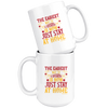 Image of Way To Superhero Stay Home-White Mug - HobnobStore