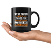 Image of Taken Things For Granted-Black Mug - HobnobStore