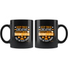 Image of Keep Those Creative Juices Flowing-Black Mug - HobnobStore