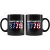 Image of Party Like Its 1776-Black Mug - HobnobStore