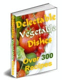 Delectable Vegetable Dishes - Free Download - HobnobStore