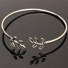 Autumn bangle - Sliver