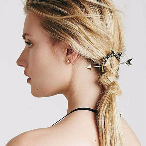 Arrow Star Hairpin -