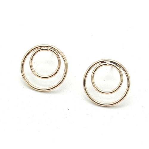 Olivia Earrings - Gold